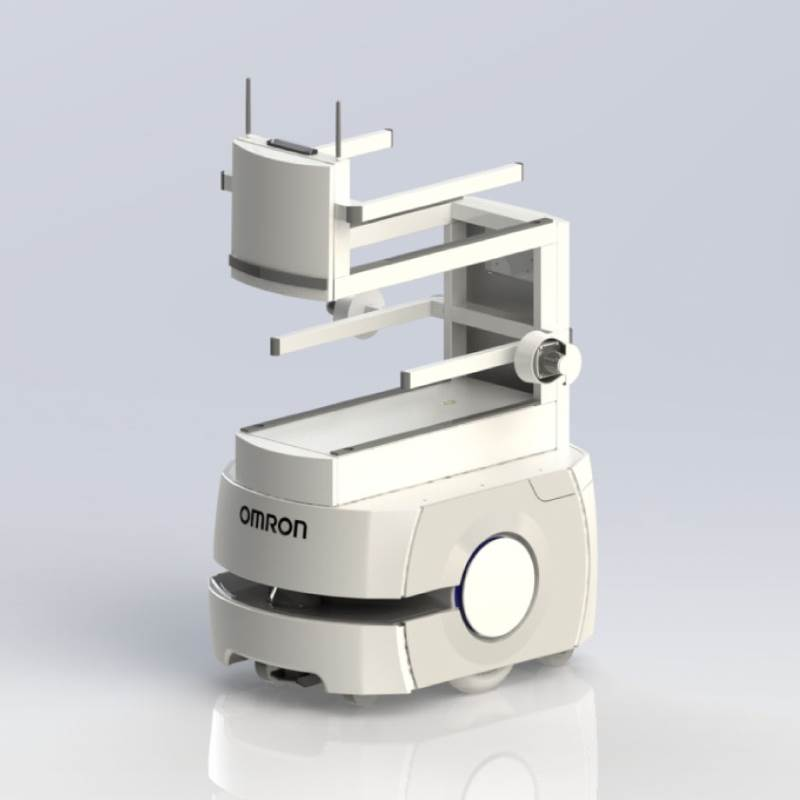 Omron LD Mobile Robot for material transport
